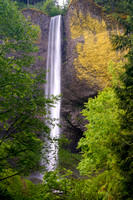Waterfalls of the Pacific Northwest